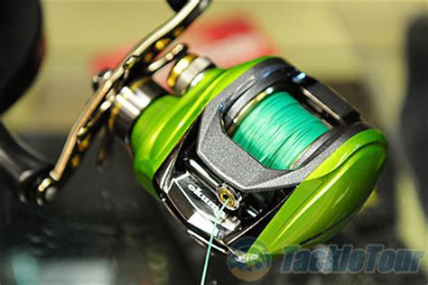 okuma serrano baitcaster fishing reel review