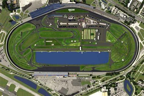 Daytona 500 Track by Daytona International Speedway The Temple Of Endurance