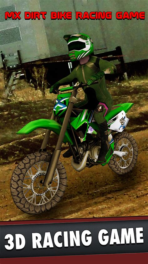 motocross racing game mx dirt bike racing game android apps on google play