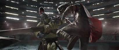 Thor Hulk Hela War Thanos Mcu Captain