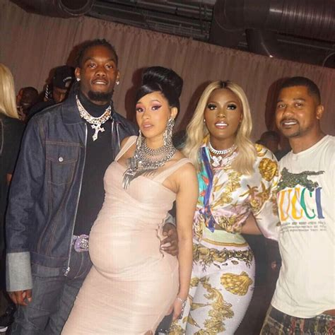 Shower With B by Cardi B And Offset S Baby Shower Photos And Details