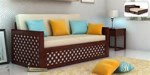 Best Fabric For Sofa In India by Sofa Bed Buy Sofa Beds Online In India At Best