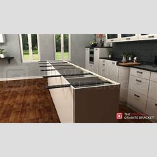 Kitchen Island Countertop Support Bracket Protect Your