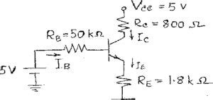vtu previous question papers electronic circuits july