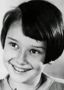 Audrey Hepburn Young