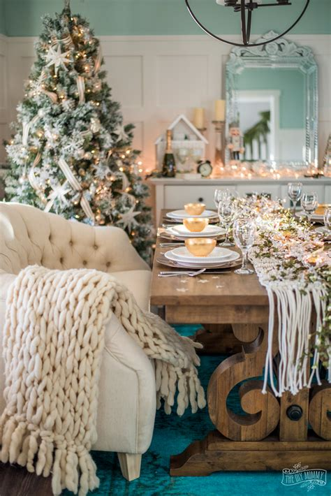 Decorating Ideas New Years by Easy New Years Table Decor Ideas