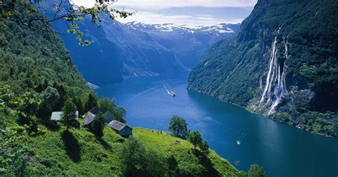Norway, The Ultimate Natural Cruise Experience In Europe