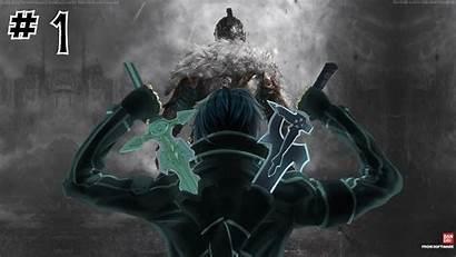 Kirito Dark Souls Stance Power Call Challenge