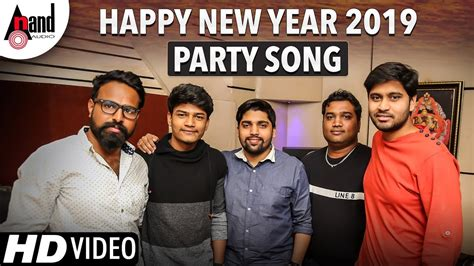 Happy New Year Party Song 2019