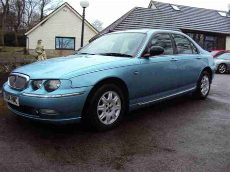 Rover 75 Cdt Classic Se Diesel. Low Mileage For Year. Car