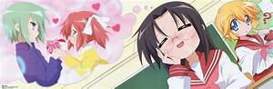 lucky star【iwasaki minami,kobayakawa yutaka,patricia ...