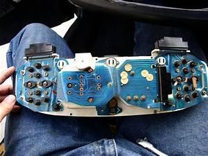 Instrument Cluster Repair W  Pics  Part Ii