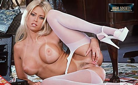 White Stockings 17 Jenna Jameson Sorted Luscious