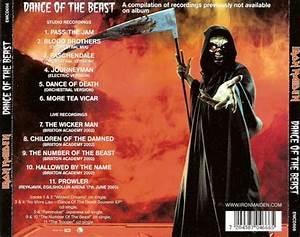 Iron Maiden Album Covers   Iron Maiden - Dance Of The ...