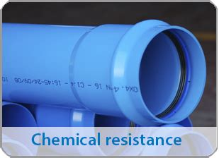 pvc pipe for water molecor pipes impact resistance Spectacular