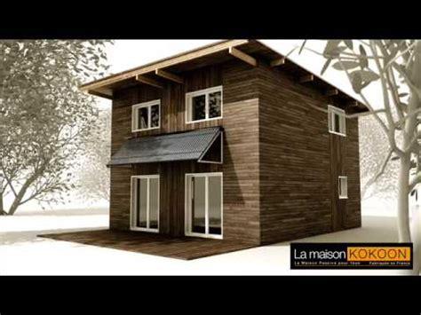 kokoon construction constructeur de maison basse consommation passive ossature bois
