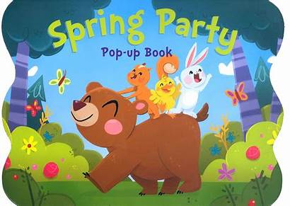 Pop Story Party Spring Books Ang Translation