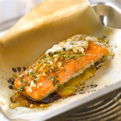 recette de cuisine saumon saumon en papillote facile recette sur cuisine actuelle