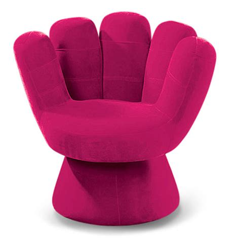 mitt chair pink betterimprovement