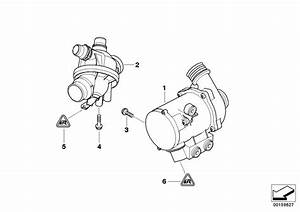 2013 Bmw Z4 Asa-bolt  M8x26-8 8 Zns3  Cooling  Engine  Coup U00e9 - 11517602123