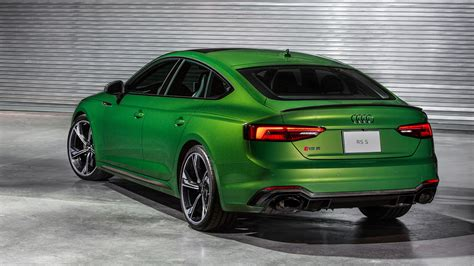 2019 Audi Rs5 Sportback Wallpapers & Hd Images Wsupercars