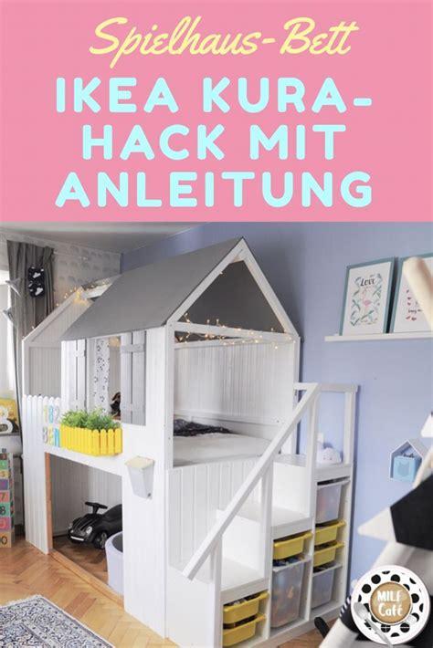 Kinderzimmer Mädchen Kleinkind by Spielhaus Diy Ikea Kura Hack F 252 Rs Kinderzimmer Zum