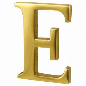 polished brass concealed fix front door letters a z 2in 51mm With brass letters for doors