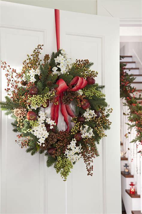 guirnaldas  coronas  manualidades de navidad  decorar