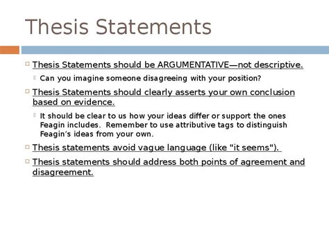 the thesis statement should best template collection thesis statement template great printable calendars