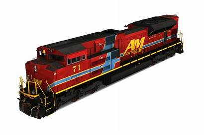 Sd70ace Emd Jointedrail Trainz