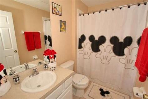 17 Best Images About Mickey Bathroom On Pinterest
