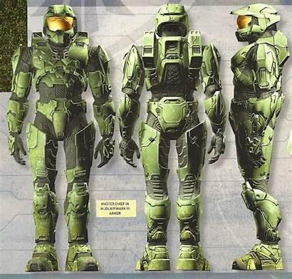 Halo Armor Chief Master Mjolnir Mark Cosplay