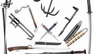 Martial Arts Weapons | mp-usablog.com