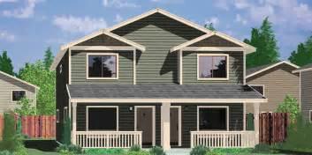 images plans for duplex houses narrow lot duplex house plans narrow and zero lot line
