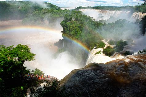 Iguazu Falls Vacation Iguazu National Park