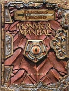 Monster Manual  3e