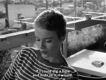 Breathless Jean Seberg Quotes Movie Godard Luc