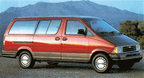 where to buy car manuals 1994 ford aerostar parental controls 1994 ford aerostar review