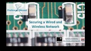 Securing A Wired And Wireless Network - Comptia A  220-802  2 5