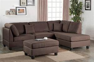 20 collection of sectional with ottoman and chaise sofa With sectional sofa with recliner and ottoman