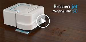 irobot grows consumer product lineup with braava jet With roomba floor mop