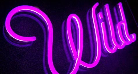 Neon Lade by Led Neon Signs Faux Neon Signs Uk Goodwin Goodwin