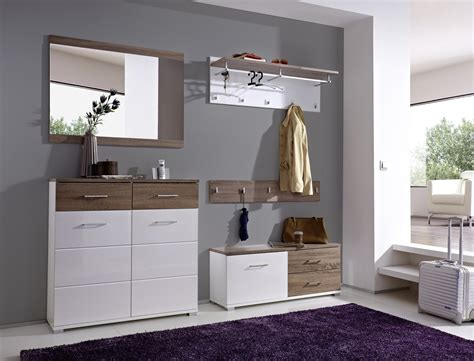 möbel garderobe modern garderoben set modern garderoben sets kaufen m bel avec garderoben set grau hochglanz et