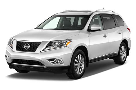 2015 Nissan Pathfinder Reviews