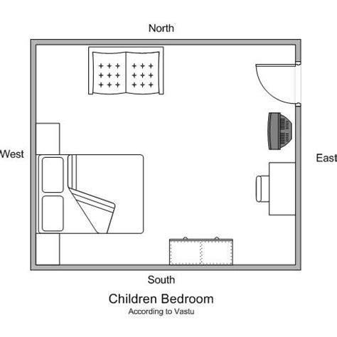 Vastu Bedroom Bed Direction by Vastu Interior For Children S Room Children Room Child