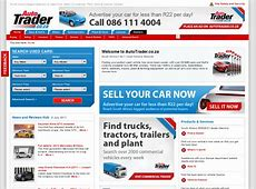 Autotradercoza Buy and Sell Used Cars, New Cars, Used