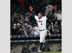 April 5 Astros 5, Mariners 3 13 innings Houston Chronicle