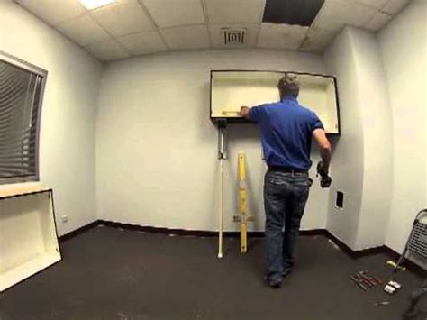 installing kitchen cabinets youtube stand in installing wall cabinets cabinet installation