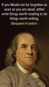 Benjamin Franklin Most Famous Quotes. QuotesGram