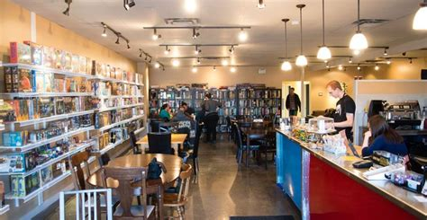 local business table top cafe  board games popular